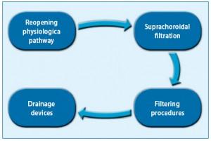 Fig. 9. Ipotetico algoritmo di trattamento.