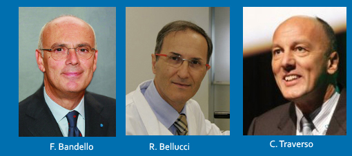Three Italian Ophthalmologists