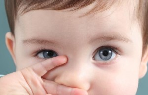 Bimbo - occhi